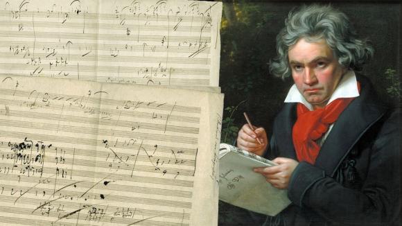 Google Doodle ile Beethoven Bestelerini Çalın!