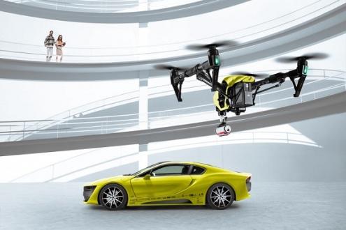 Geleceğin Sürücüsüz Otomobili: Etos!