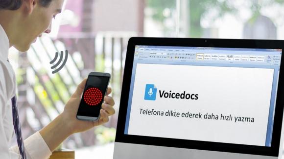 Voicedocs ile Konuşmalarınızı Yazıya Dökün