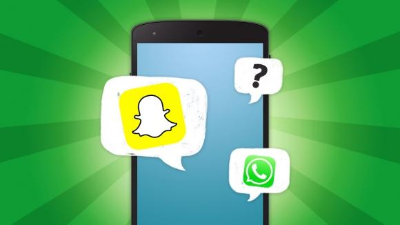 WhatsApp, Snapchat'i Solladı!