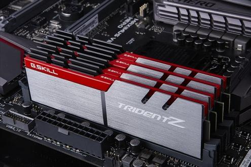 G.SKILL'den 32GB DDR4 Bellek