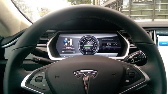 Tesla'ya Spotify Entegrasyonu Geldi!