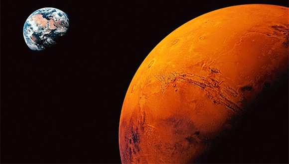 NASA ile Mars'ı Dolaşın!