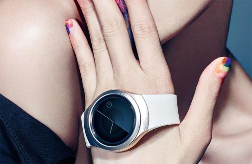 Samsung Gear S2 Renkleniyor!