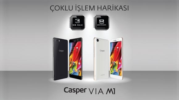 Casper VIA M1 Özellikleri ile Göz Dolduruyor!