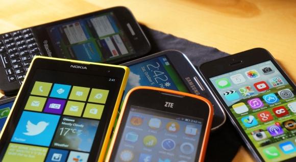 Teknoloji Yıldızlarının Telefon Ekranları