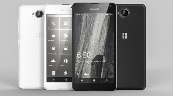 Microsoft Lumia 650 Doğrulandı!