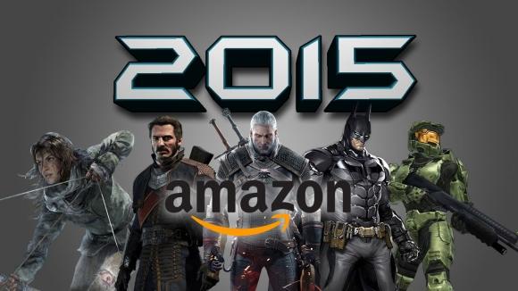 Amazon 2015 Yılının En İyi Oyunlarını Seçti