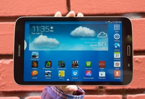 8 inçlik Yeni Samsung Tablet Geliyor