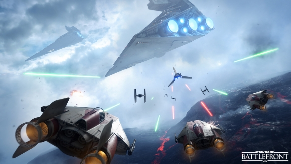 SW: Battlefront'a Beklenen DLC Gelmeyebilir