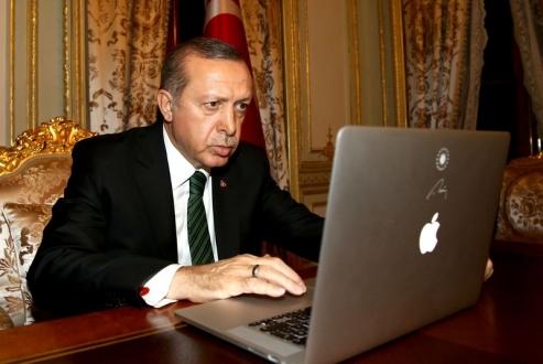 Cumhurbaşkanı Erdoğan'ın Tercihi Apple!