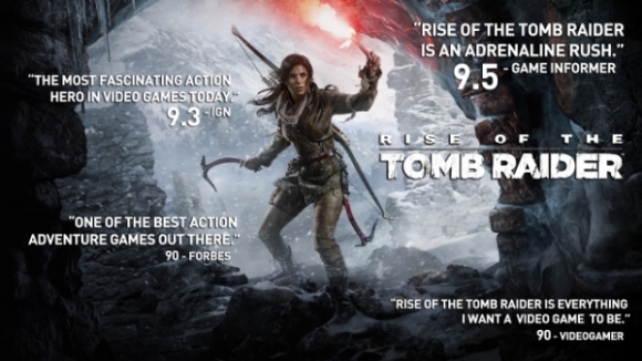 Tomb Raider PC Çıkış Tarihi Belli Oldu!