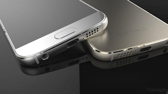 Galaxy S8'de home button olacak mı?