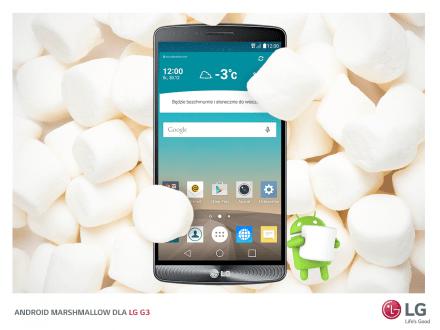LG G3 için Marshmallow Güncellemesi Çıktı