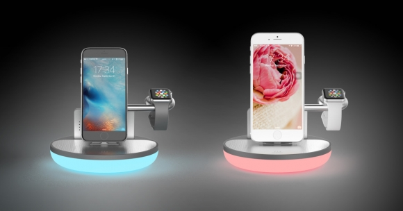 Birleşik Apple Şarj Standı: NuDock Mini!