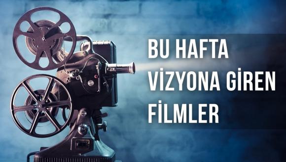 Bu Hafta Vizyona Giren Filmler : 1 Ocak