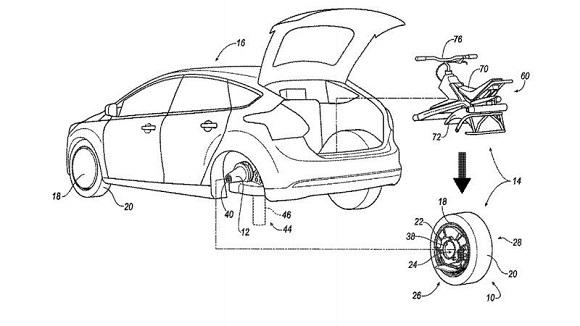 Ford, Lastiği Bisiklete Dönüştürecek!