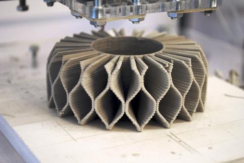 3D Yazıcıda Seramik Devri