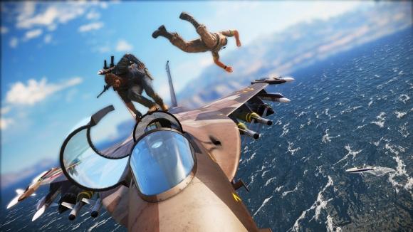 Just Cause 3'e Multiplayer Modu Geliyor!