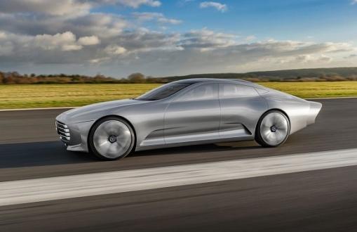 Mercedes'ten 4 Elektrikli Model Sürprizi!