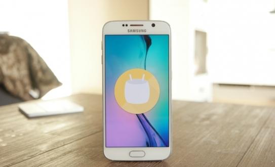Android 6.0 Galaxy S6'da Nasıl Görünüyor?