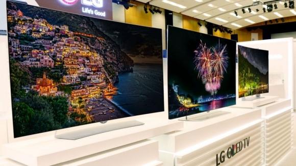LG'den Yeni HDR TV Modelleri!