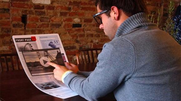 Dijital Gazeteler Gerçek Oluyor