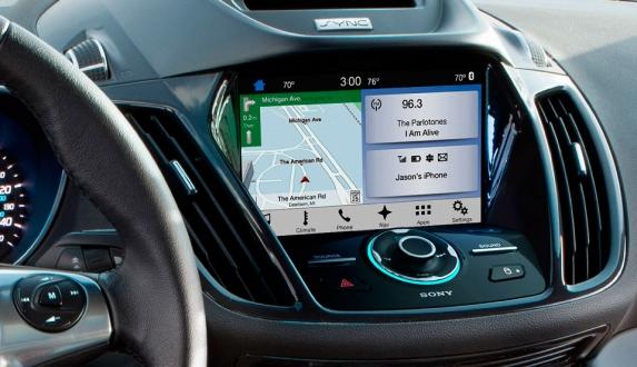 Ford, Android Auto ve CarPlay'e Kavuşuyor