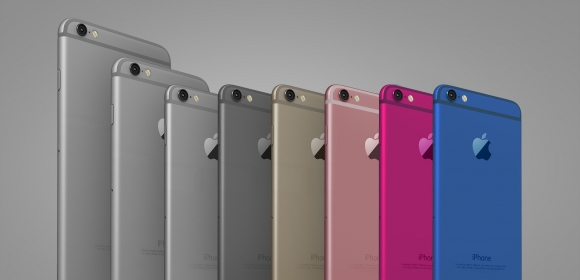 iPhone 6c Tasarım Çalışması!