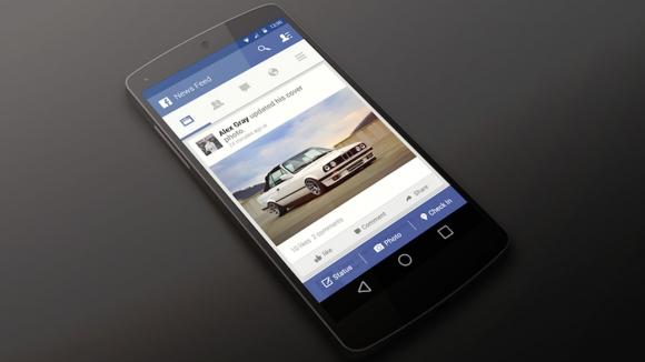 Facebook, Android'e Veda Edebilir