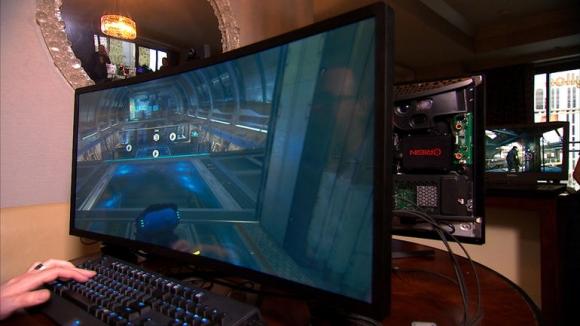 3K Kavisli Ekranlı Oyuncu Bilgisayarı!