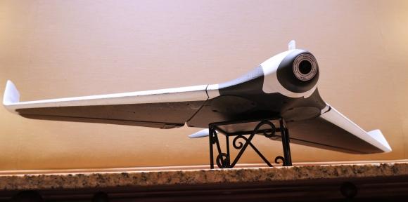 Parrot Disco Drone 80 Kmh Yapabiliyor!