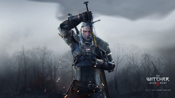 2015'in En İyisi The Witcher 3!