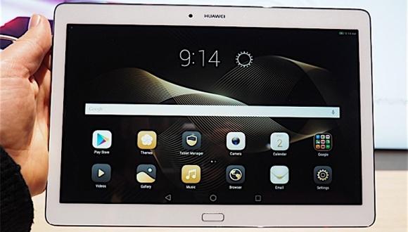 Huawei MediaPad M2 Tanıtıldı!