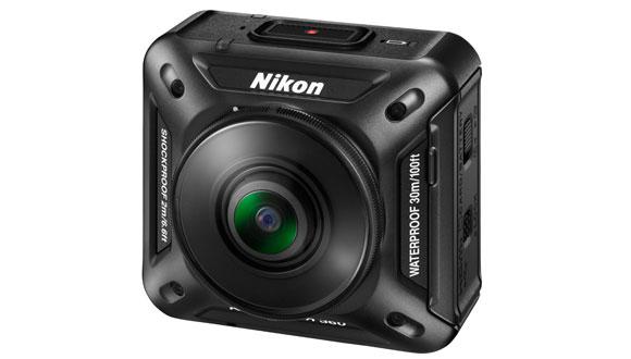 Nikon KeyMission 360 Duyuruldu!