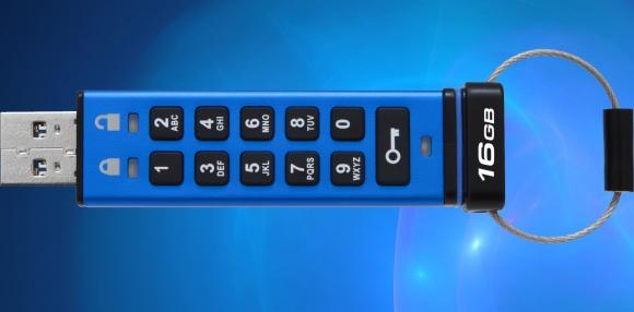 Kingston Klavyeli USB Üretti!
