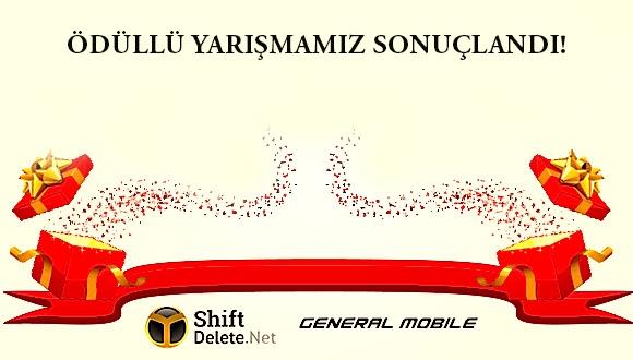 SDN – General Mobile Yarışması Sonuçlandı