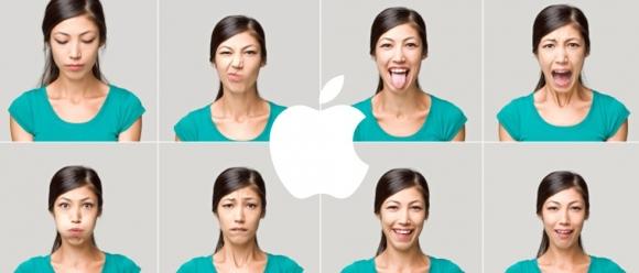Apple, Yüz İfadesi Algılayacak!
