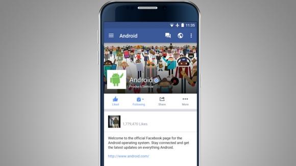 Android için Yeni Facebook Uygulaması!