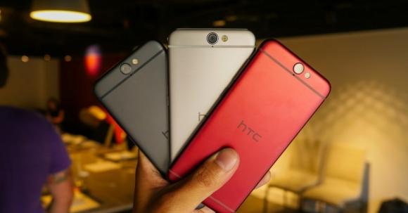 Pembe Renkli HTC One A9 Geliyor