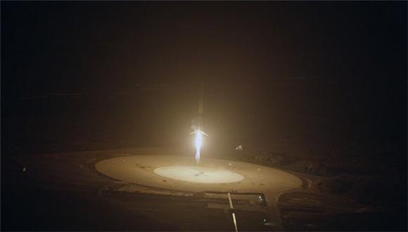 SpaceX, Falcon 9 için Mobil Platform Hazırlıyor