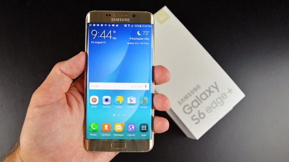 Galaxy S6 edge+ ile 1 Gün!