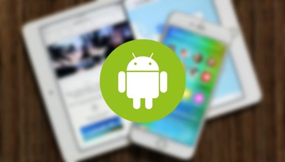 Apple'dan, Android'e Geçiş için Uygulama!
