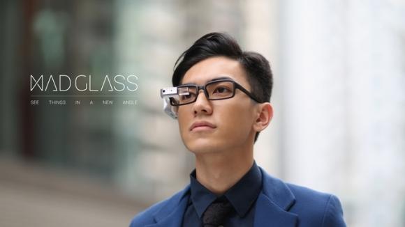 MAD Glass ile Anında Çeviri Yapılabilecek