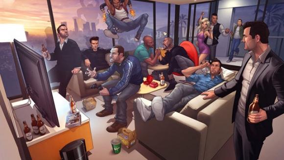 Parmak PC'de GTA Oynanır mı?