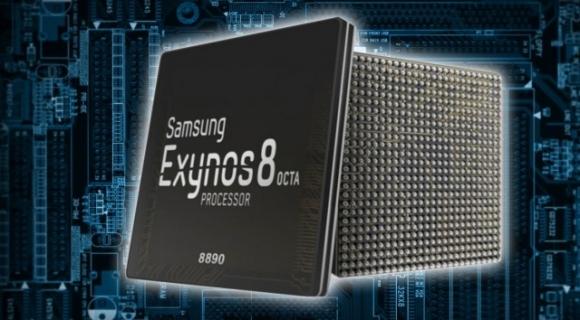 Samsung Exynos 8 Octa Ortaya Çıktı!