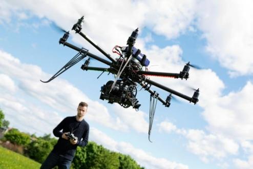 Türkiye'de Drone'lara Kayıt Zorunluluğu Geldi