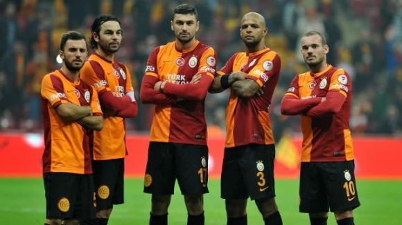 Cepte En Çok İzlenen Takım Galatasaray!