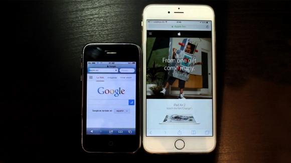 iPhone 6s, iPhone 3GS Gibi Görünseydi?