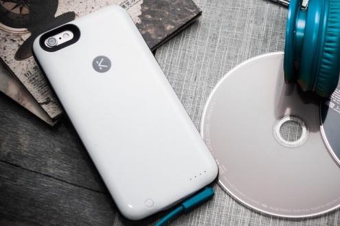 iPhone için En İnce Bataryalı Kılıf: KUKE!